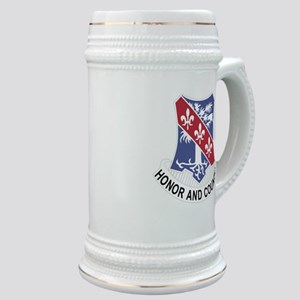 327th Glider Infantry Regiment Crest Stein